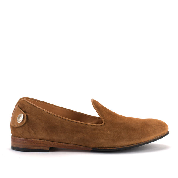 ZOE 56011<br>Loafer in soft reverse leather