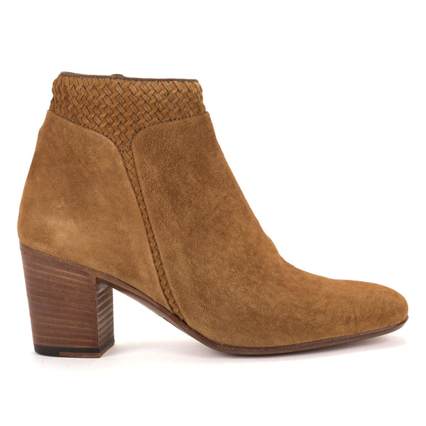 ZOE 56016<br>Brown ankle boots