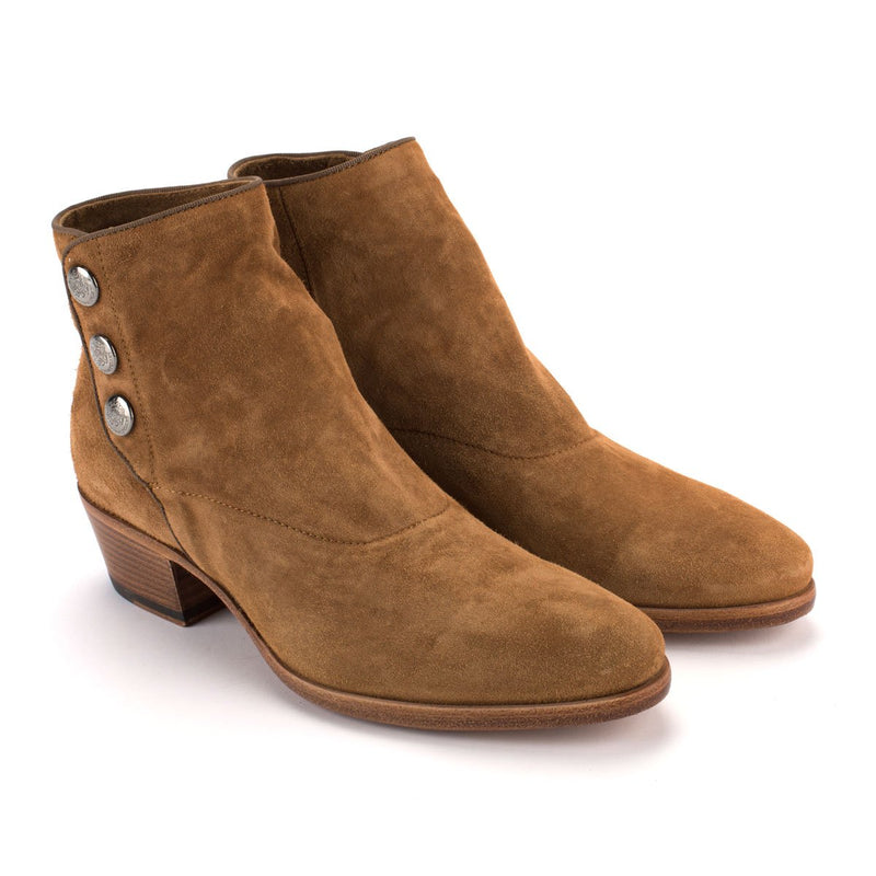 ZOE 56032<br>Suede ankle boots