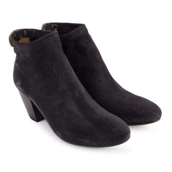 ZOE 56039<br>Black ankle boots