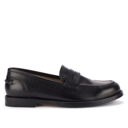 ZOE 56040<br>Black loafers