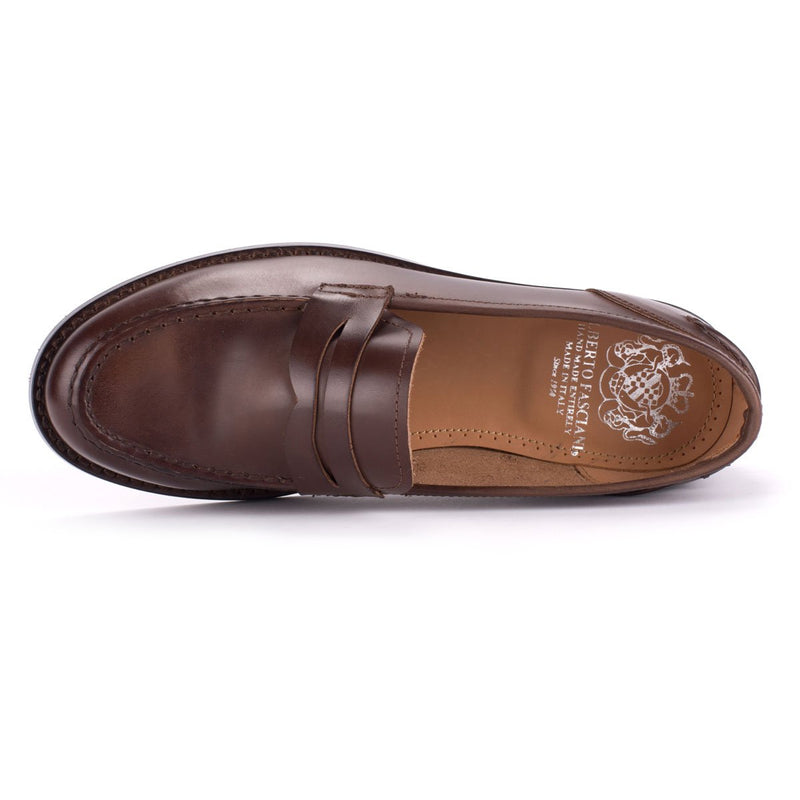 ZOE 56040<br>Brown loafers