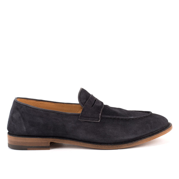 ZOE 56047<br>Blue loafer
