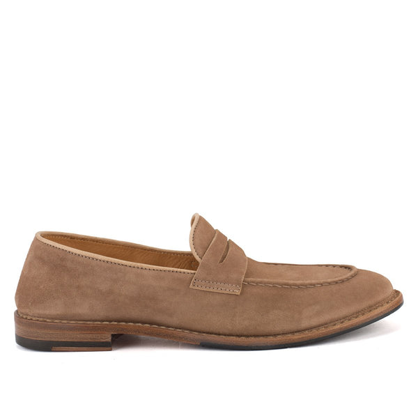 ZOE 56047<br>Tobacco loafer