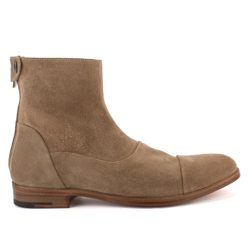 ZOE 56067<br>Light brown ankle boots