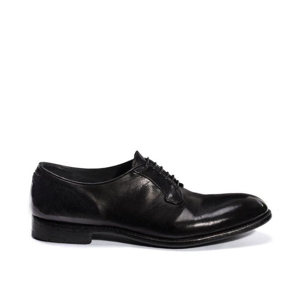 ELIAS 617<br>Black derby shoes