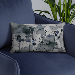 Paintdrops, pillow