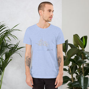 Color Tree by Kelly Waltz Short-Sleeve Unisex T-Shirt