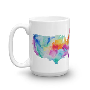 USA California Mug
