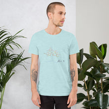 Load image into Gallery viewer, Color Tree by Kelly Waltz Short-Sleeve Unisex T-Shirt