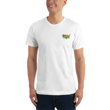 Load image into Gallery viewer, USA Embroidered T-Shirt