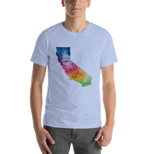 Load image into Gallery viewer, California Short-Sleeve Unisex T-Shirt