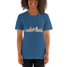 Load image into Gallery viewer, Portland OR Watercolor Short-Sleeve Unisex T-Shirt