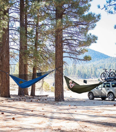 The Hammock Ridgeline & How You Can Use It at Camp