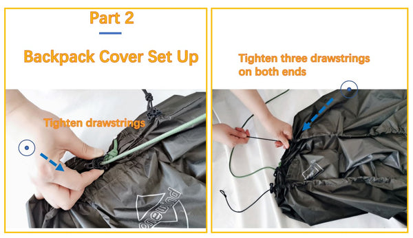 Bacpack cover set up-2