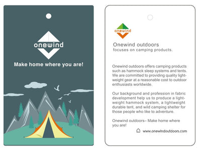 Onewind Outdoors Gift Card