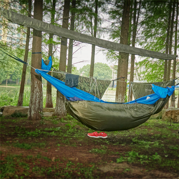 onewind Hammock Underquilt and Underquilt Protector System