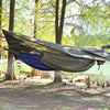 Hammock Tents with Four-Season Warm Underquilt Blanket Insulation