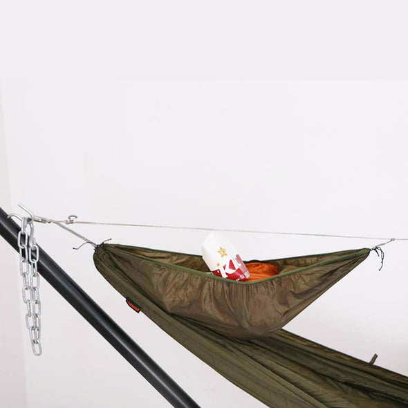 Clip On Peak Storage Hammock