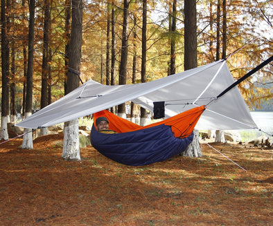 Special Offer-Onewind Hammock, Rain Fly, Underquilt Bundle