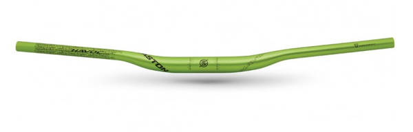 Easton Haven Handlebar Low Rise 35.0 Green