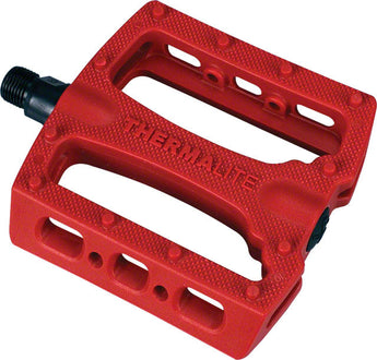 Stolen Thermalite Pedals Red