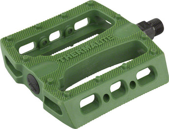 Stolen Thermalite Pedals Spec Ops Green