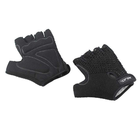 XLC Mesh Short Finger Gloves