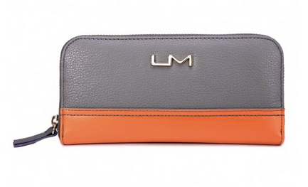 Lovematch tasteful purse-gray