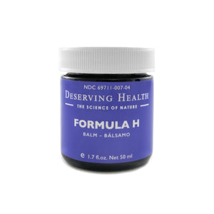 DH Formula H Balm (for Hemorrhoids)