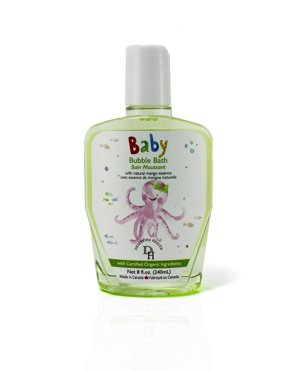 DH Baby & Kids Bubble Bath
