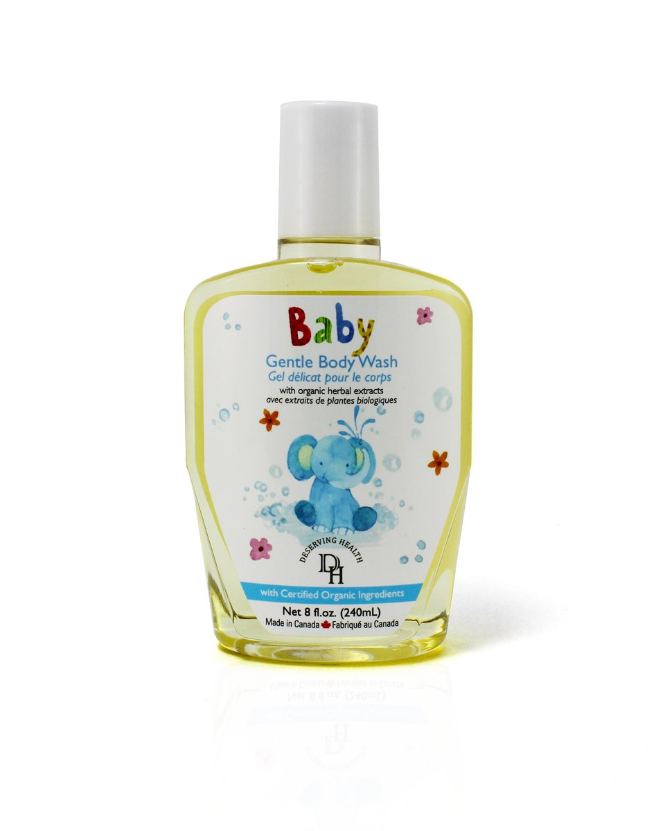DH Baby & Kids Gentle Body Wash