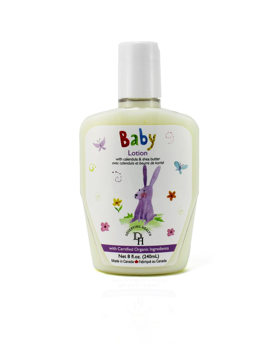 DH Baby & Kids Body Lotion