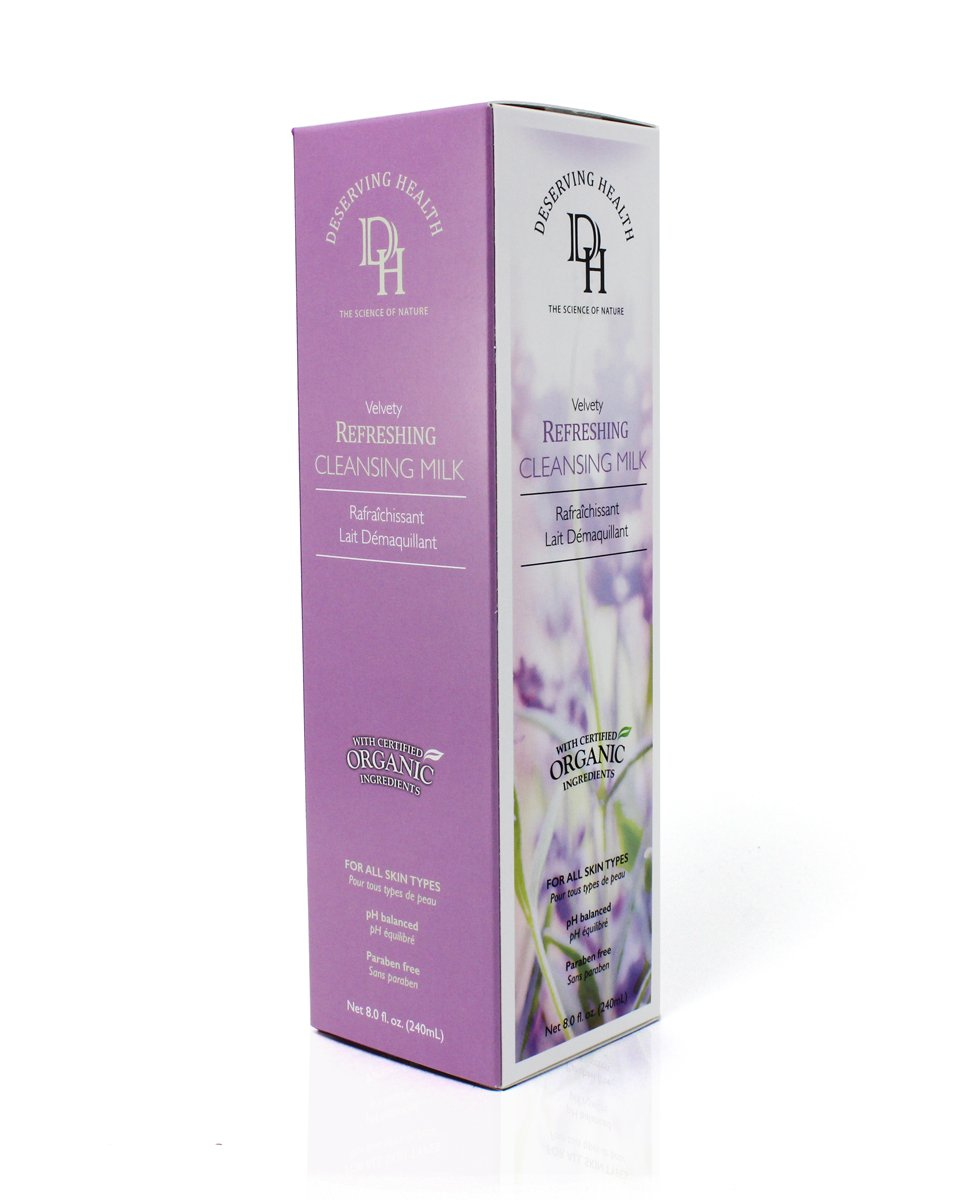 DH Velvety Refreshing Cleansing Milk
