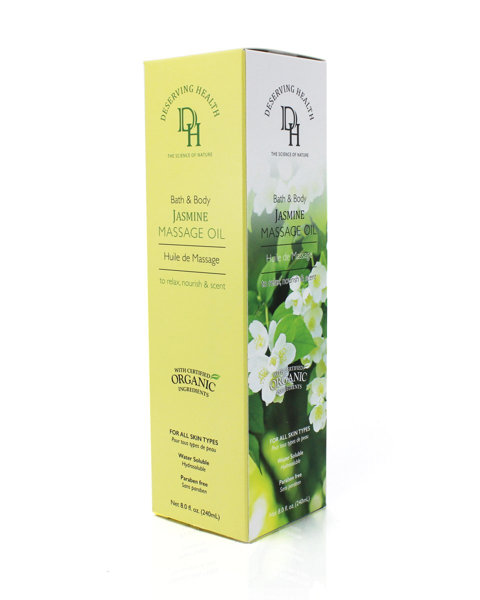 DH Jasmine Bath & Massage Oil