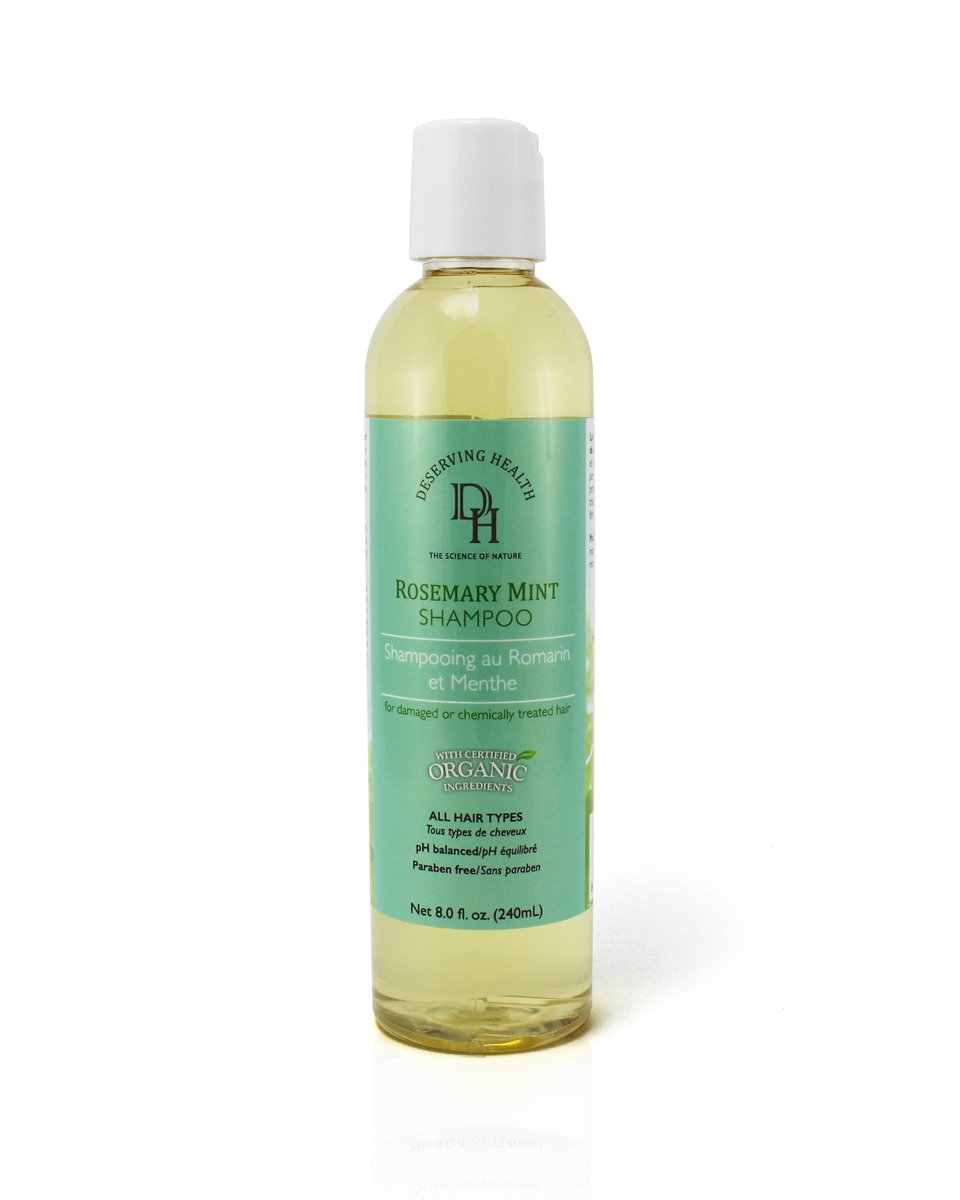 DH Rosemary Mint Shampoo