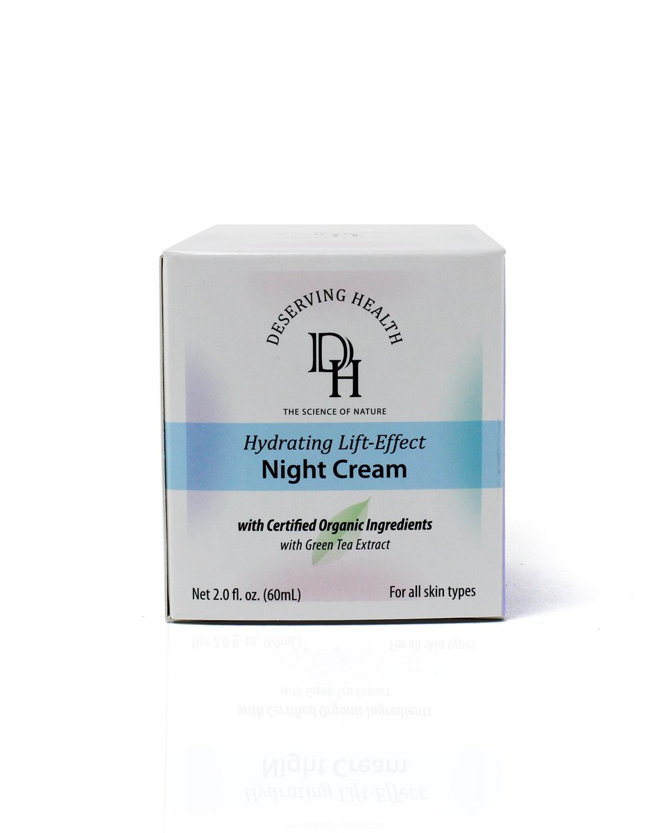 DH Hydrating Lift-Effect Night Cream