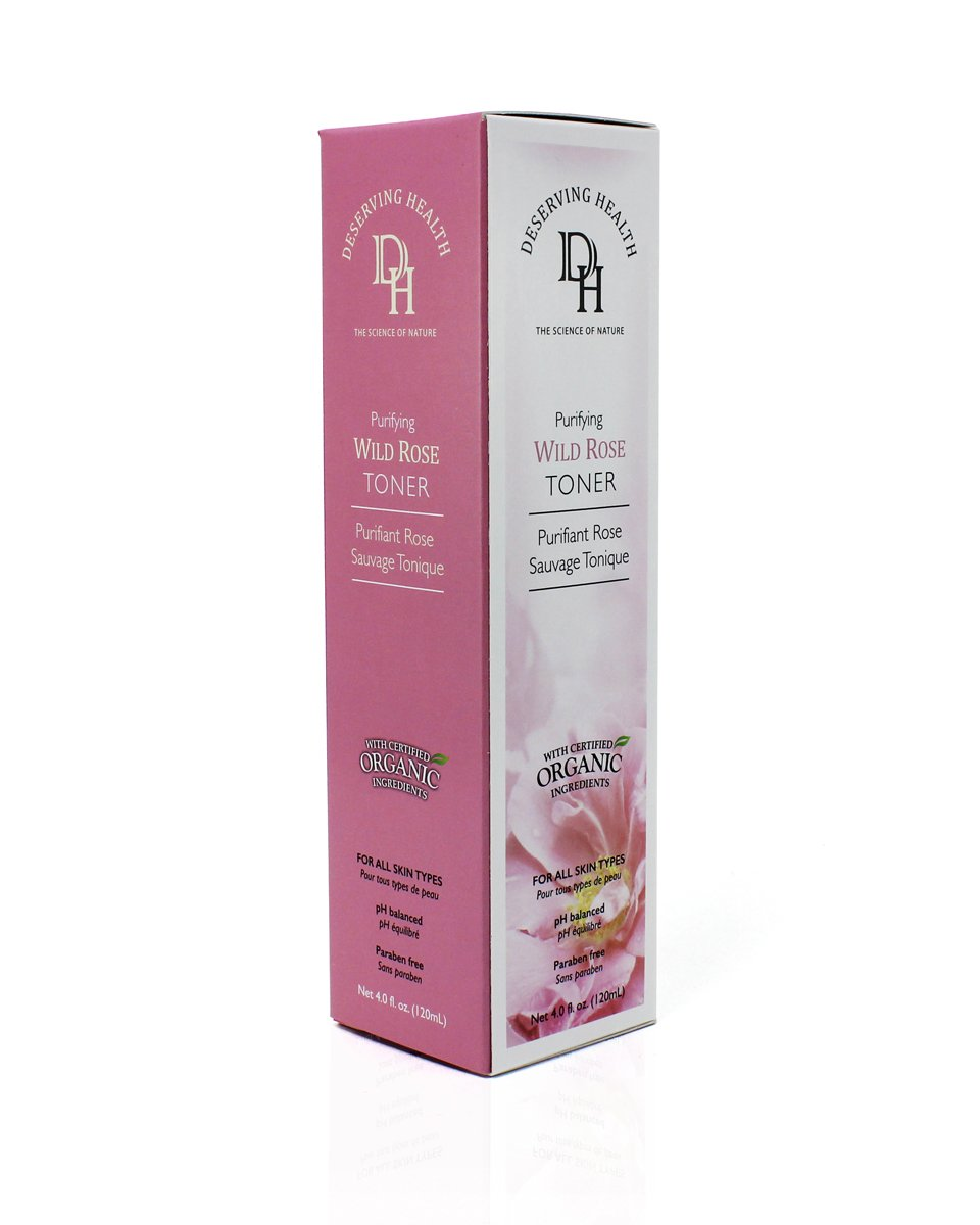 DH Purifying Wild Rose Toner