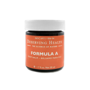 DH Formula A Foot Balm (for Athlete's Foot)