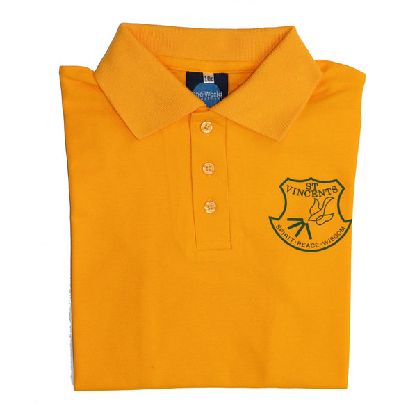 Faction Polo - Gold