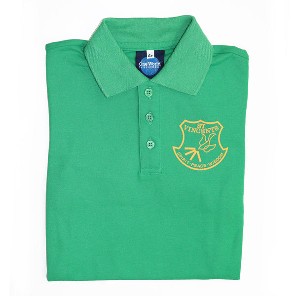 Faction Polo - Green