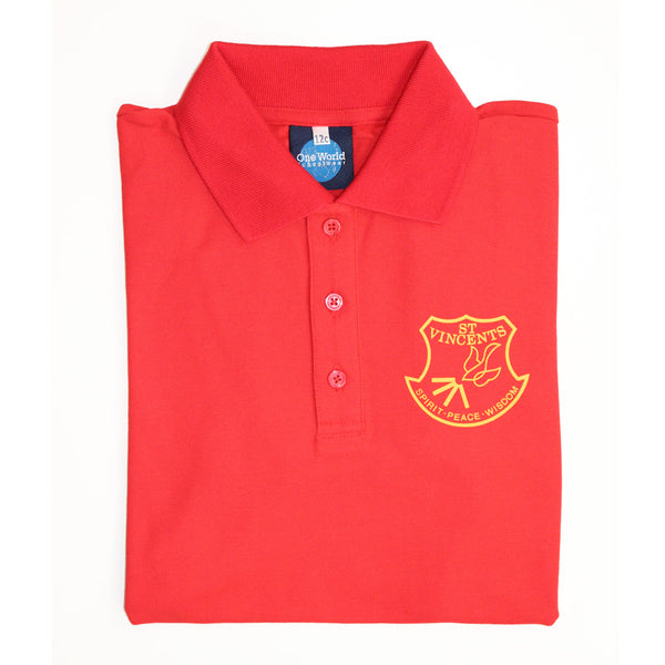 Faction Polo - Red