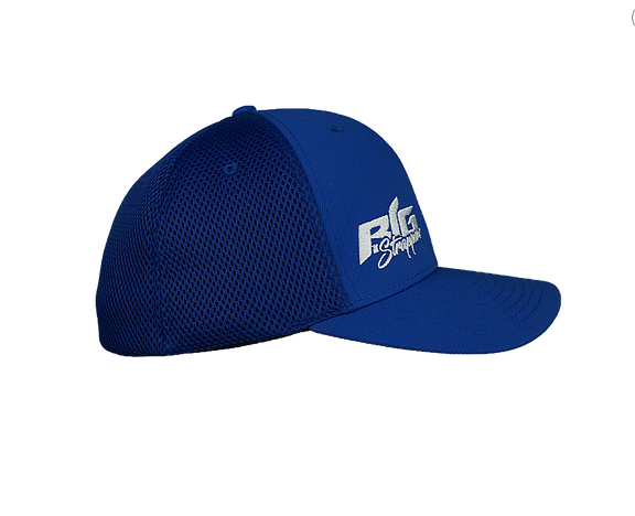 Strappin' Airmesh Flexfit Blue