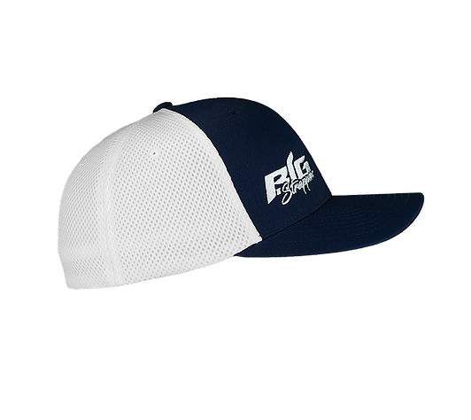 Strappin' Airmesh Flexfit Navy/White