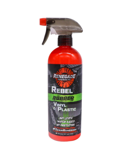 Rebel Rubber, Vinyl, & Plastic Conditioner