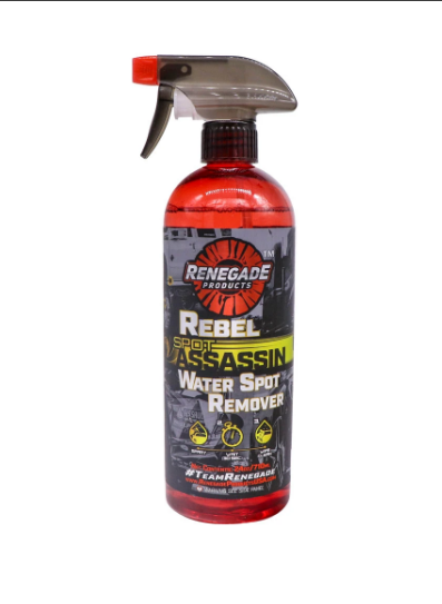 Rebel Spot Assassin Water Spot Remover