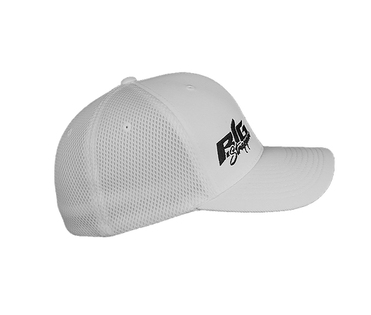 Big Strappin' Airmesh Flexfit White