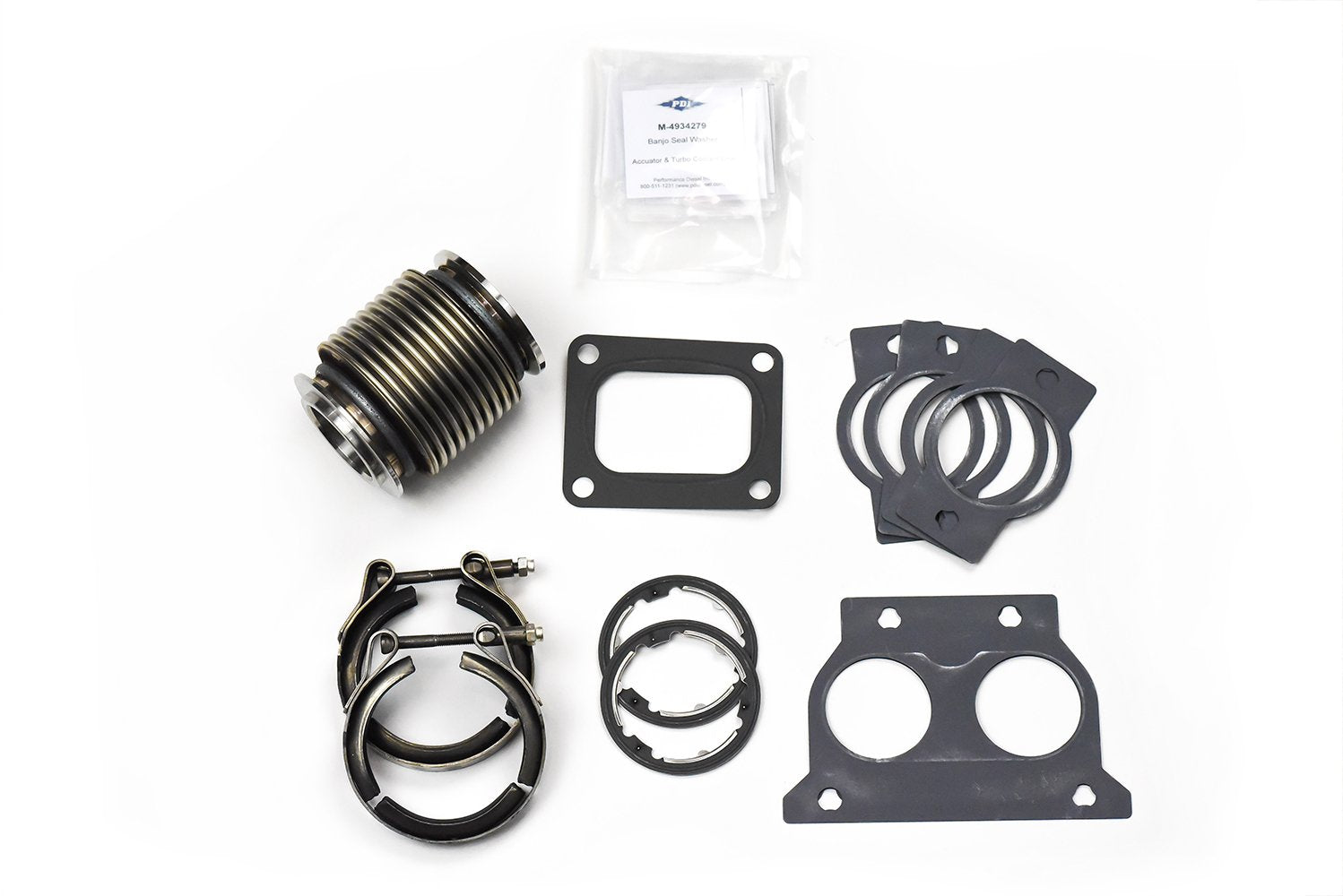 Cummins ISX and X15 Manifold Install Kit