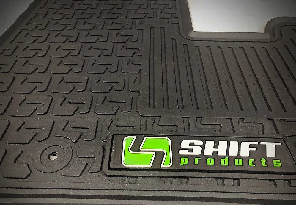 Shift Products Rubber Floor Mats