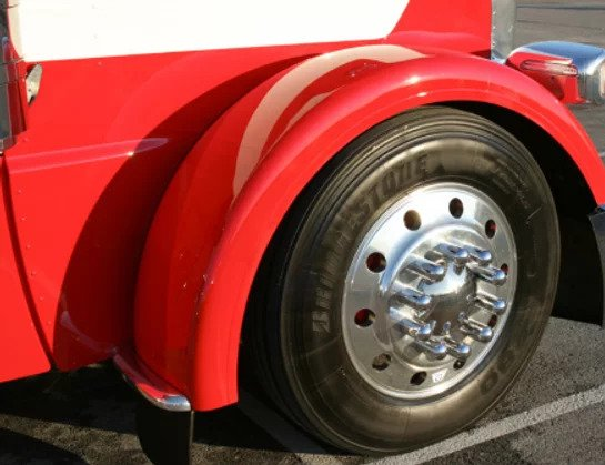 Shift Products Peterbilt Front Fender
